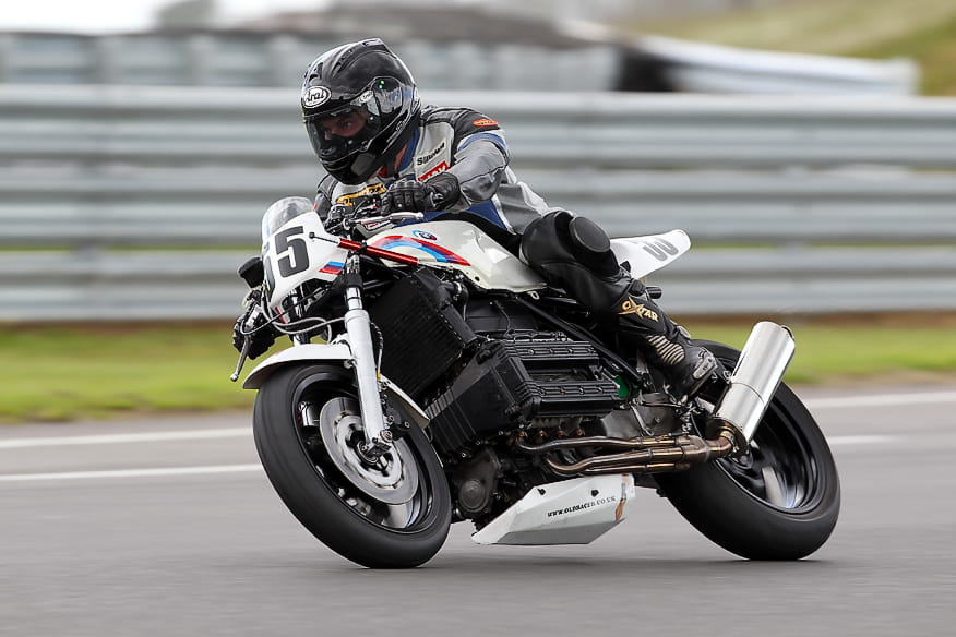 First race win in the BEARS championship at Snetterton June 2012