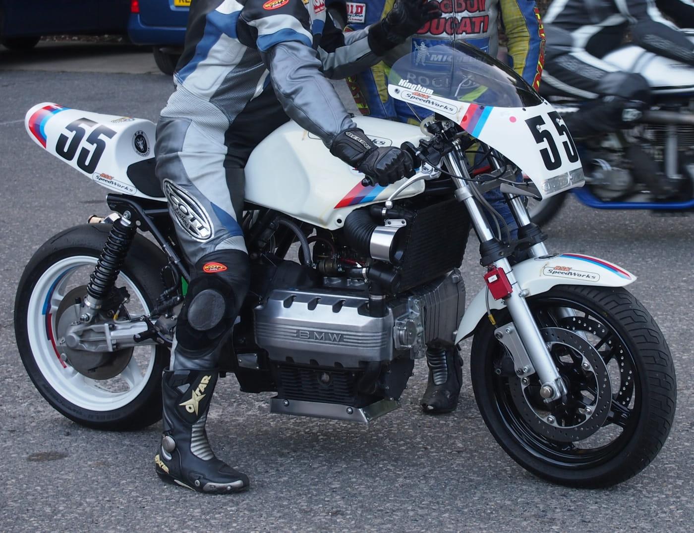 Bsk Speedworks Bmw K100 Racer