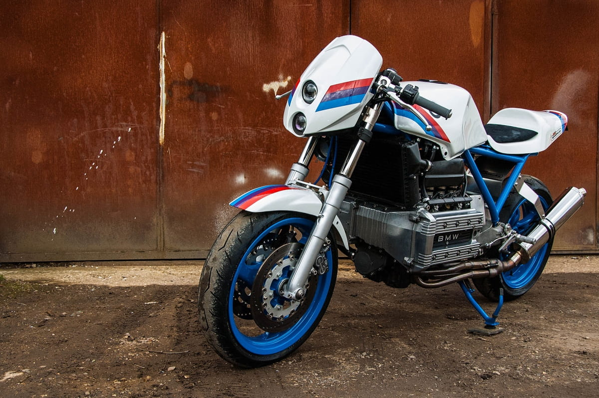 BMW K100 road legal race replica (15)