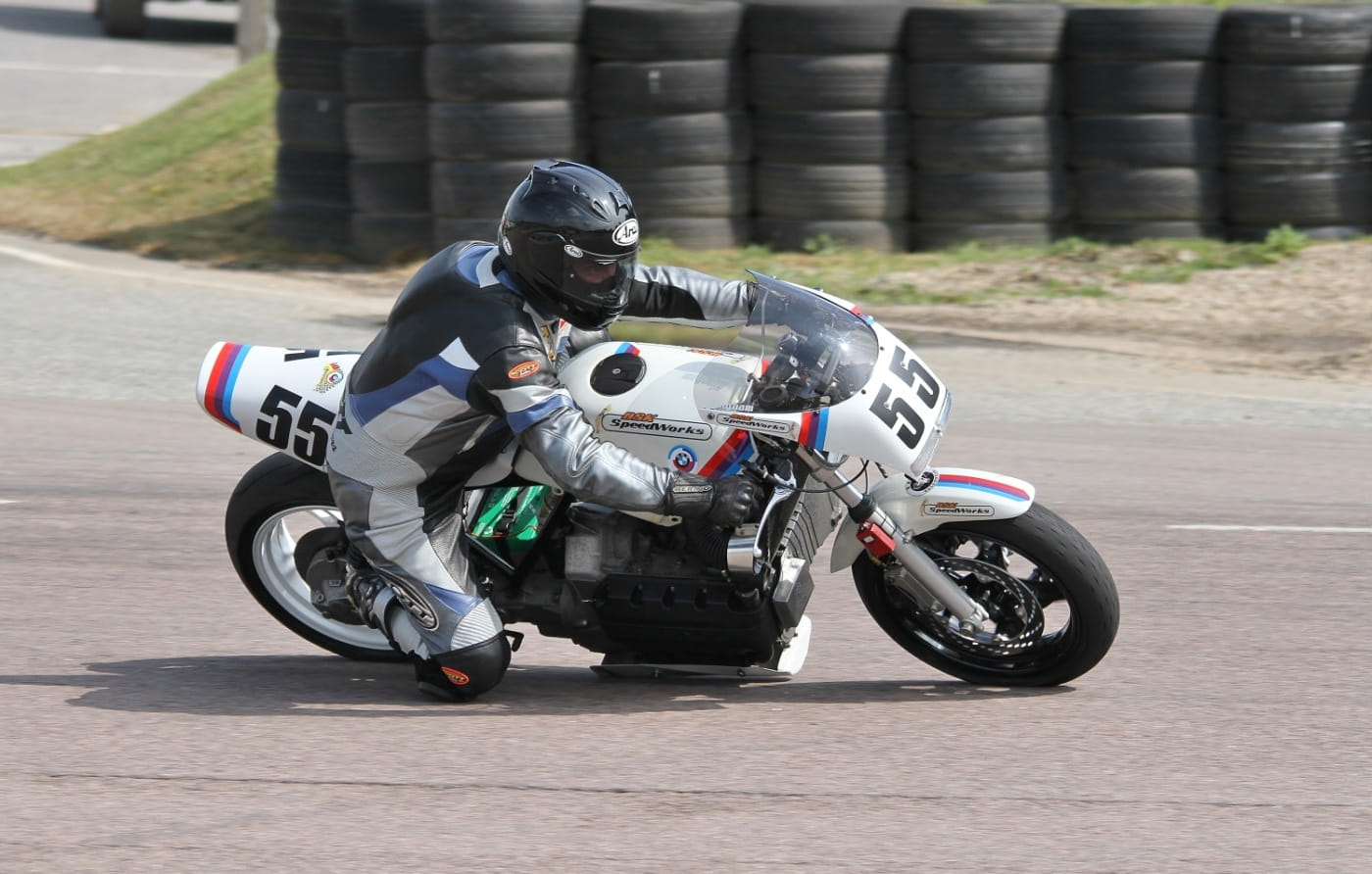 BMW K100 BEARS Racer 2013