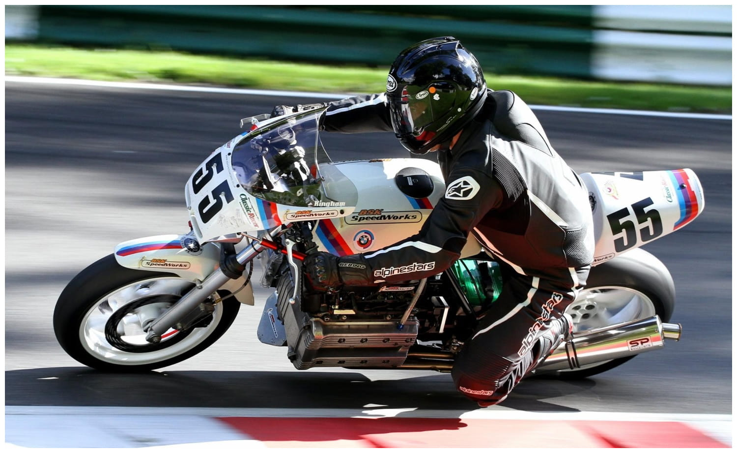 BSK SpeedWorks BMW K100 Racer, F1 B.E.A.R.S champions 2015