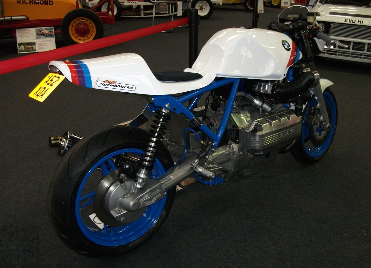 BMW K100 road legal race replica (18)