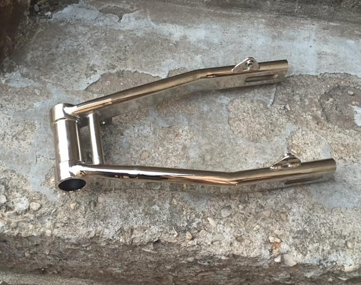 Egli Swing Arm - Plated