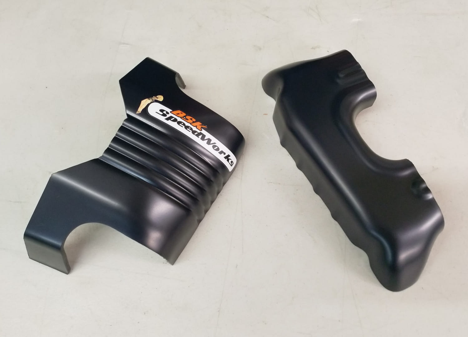 Engine case covers / Crash protectors for K Series BMW