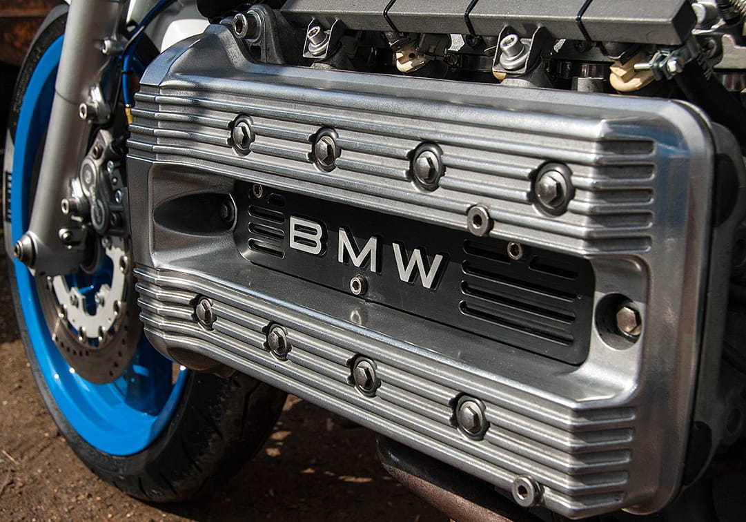 Bsk Speedworks Complete Rebuilt Bmw K100 Engines