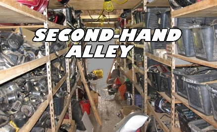 Second hand alley