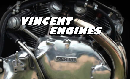 New Vincent Engines
